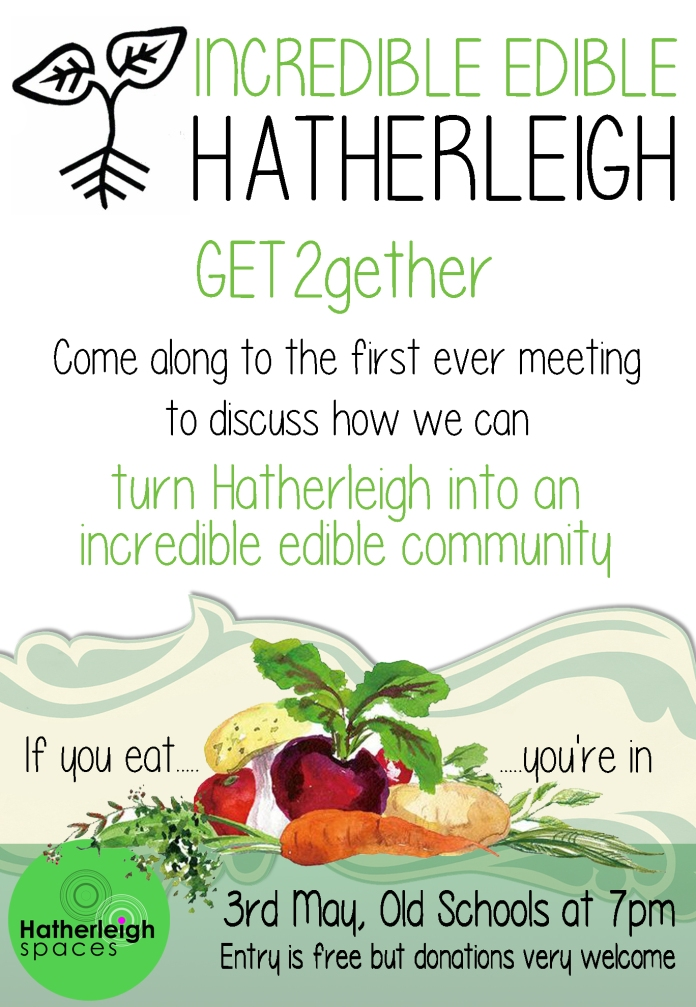 Incredible Edible Poster v1